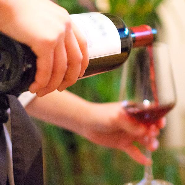 ワイン・ノンアルコール